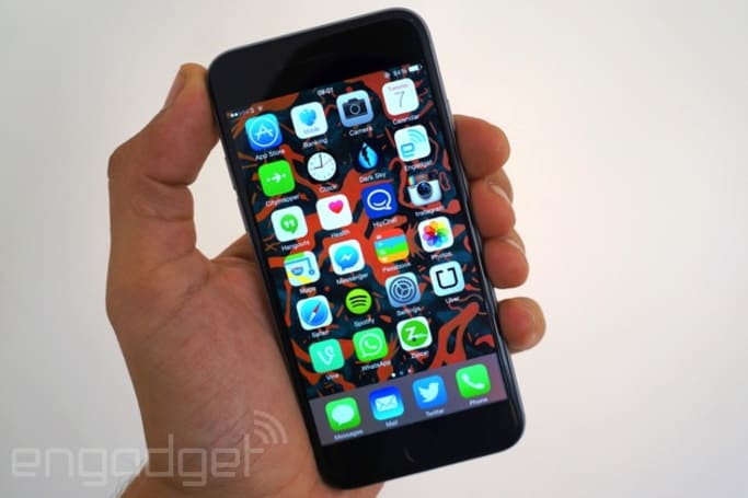 Apple's own stats show iOS 8 upgrades have slowed to a crawl