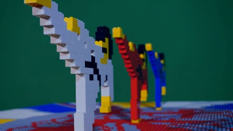 If you only watch one 8-bit Lego animation today, make it 8-bit trip