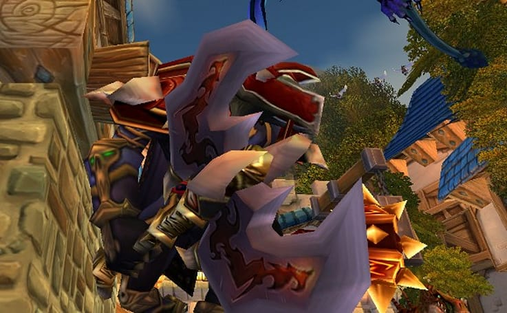 Breakfast Topic: What memorial would you leave behind in WoW?