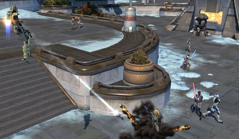 This ain't like dusting crops, boy: The Old Republic expounds on crafting and PvP