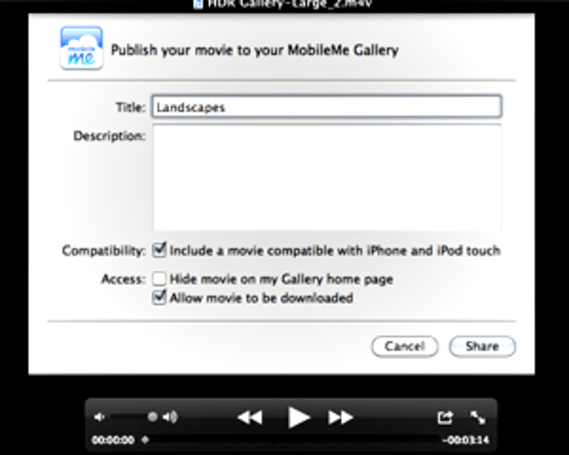 TUAW Tip: Get your animated slideshows to MobileMe