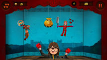 Puppet Punch brings arcade action to center stage, literally