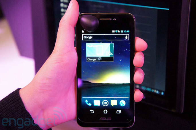 ASUS PadFone hands-on (video)