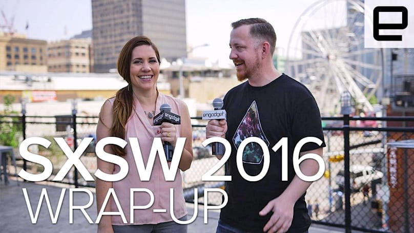 It's a wrap: So long SXSW, see you next year