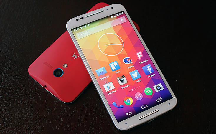 Lenovo finally profitable on mobile after buying Motorola