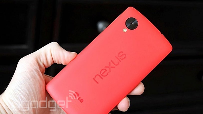 LG and Huawei are reportedly making Google's Nexus phones this year