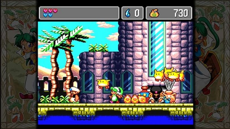Localized Monster World IV bundled into downloadable collection