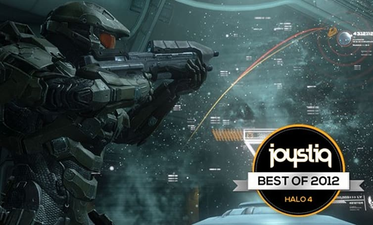 Joystiq Top 10 of 2012: Halo 4