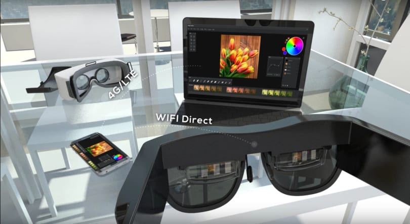 Samsung will showcase C-Lab's AR and VR projects at MWC