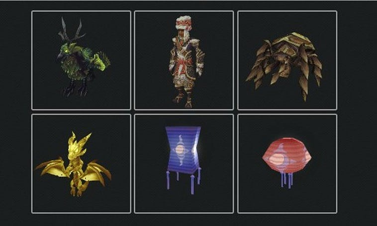 Patch 4.3: Chromatic Dragon, other pet models revealed