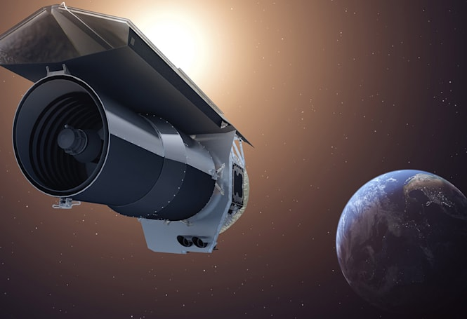 NASA extends the Spitzer mission for two-and-a-half years
