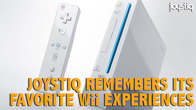 Joystiq remembers its favorite Wii experiences