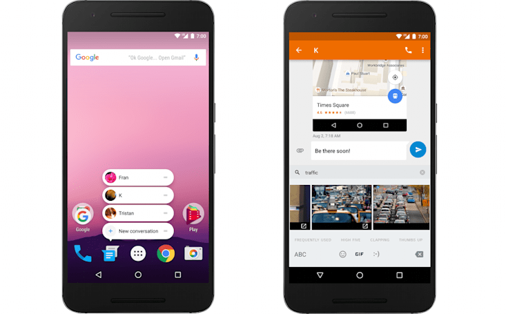 Android Nougat 7.1 beta is now out for select devices