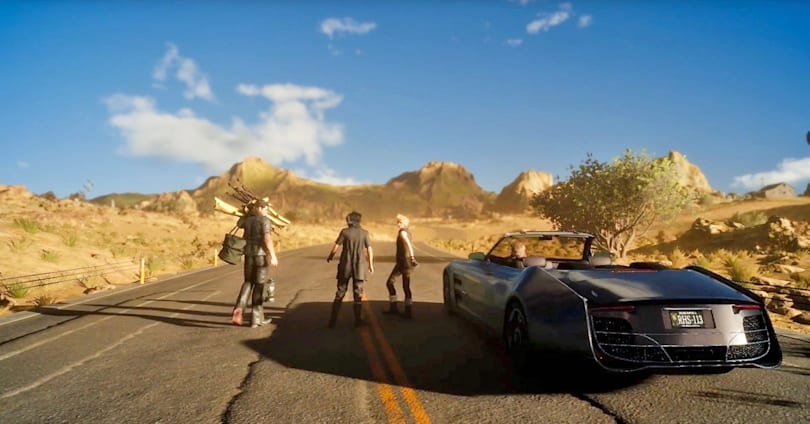 Everything we learned at the 'Uncovered: Final Fantasy XV' event