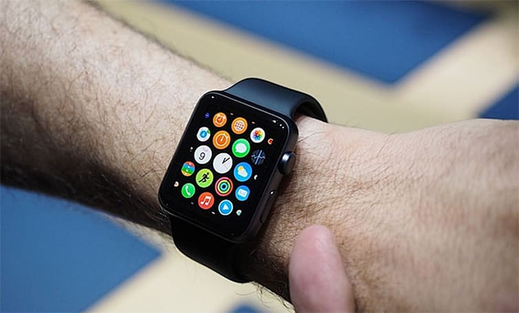 Tim Cook expects to ship the Apple Watch in April