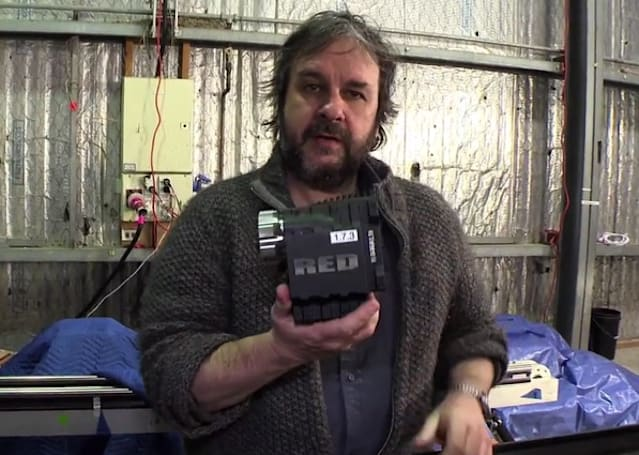 Peter Jackson reveals the Red Epic secrets behind The Hobbit (video)