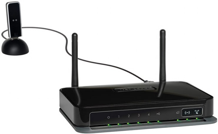Netgear intros EVA9100 media streamer, DGN2200M WiFi / WWAN modem and more at CES