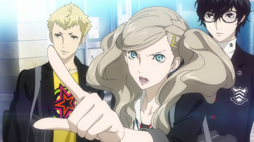 'Persona 5' delays US release date to April 2017