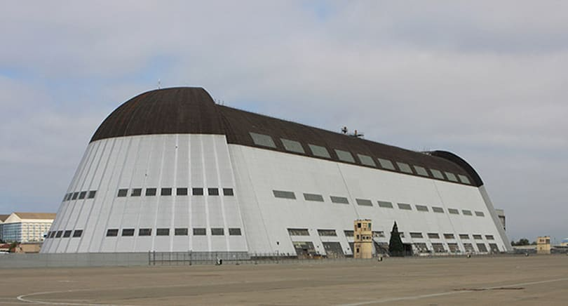 Google now runs an airfield after signing a 60-year NASA lease