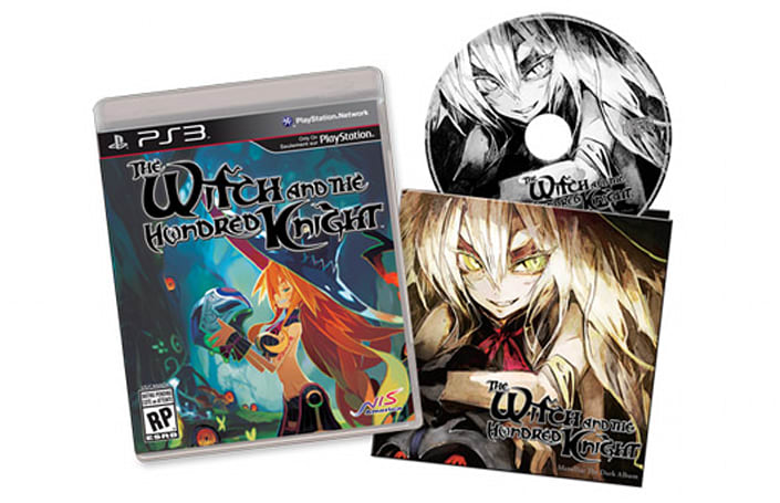 PS3 action-RPG The Witch and the Hundred Knight arrives stateside March 25