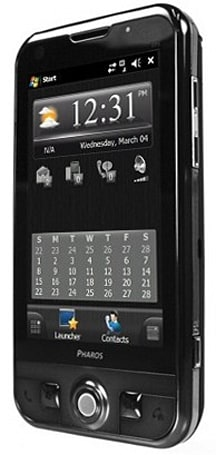 Pharos Traveller 137 now available, can use both AT&T and T-Mobile 3G
