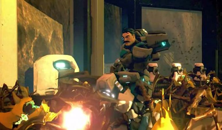 Firefall blasts its doors open for a beta weekend