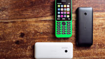 Microsoft's Nokia 215 is its cheapest connected phone yet