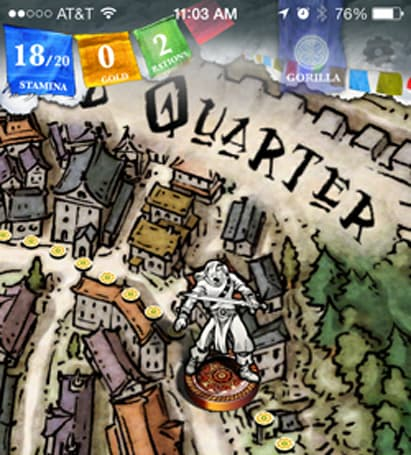 Sorcery! 2 is a fantastic adventure game for iPhone and iPad