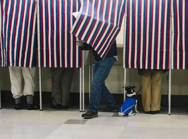 Swing states don't want DHS to protect its voting machines