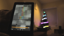 iGloLEDset brings the party to the Kindle Fire, helps you lighten the mood (video)