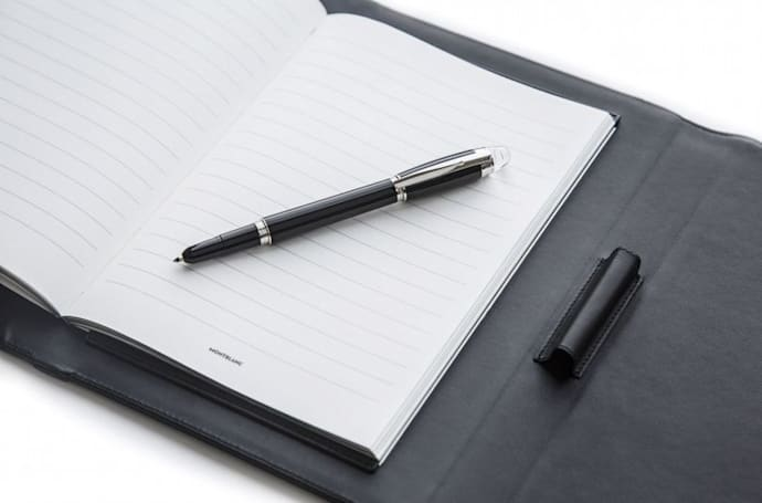 Montblanc unveils a $725 'Augmented Paper' and smart pen set