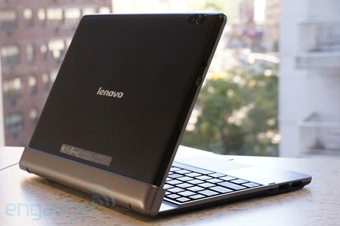 Lenovo IdeaTab S2110 review: a competent Transformer competitor running Android 4.0