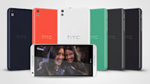 HTC's 'flagship mid-range' Desire 816 packs a large display, decent cameras and LTE (hands-on)
