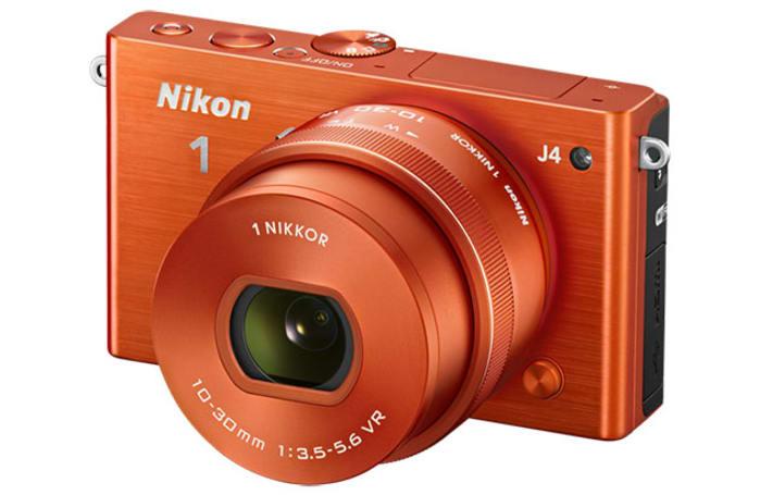 Nikon's J4 mirrorless camera has more megapixels, 20fps burst speed