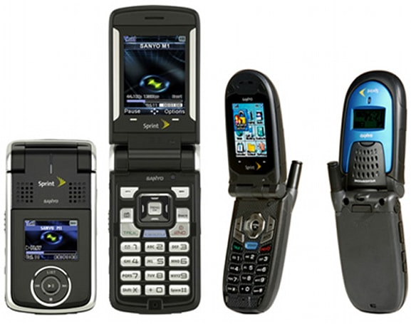 Sanyo's M1 and SPC-7000 now live on Sprint-Nextel
