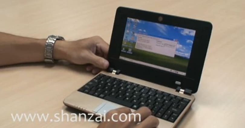 Video: Lanyu's $98 LY-EB01 smartbook reviewed, disliked