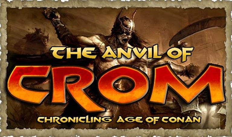 The Anvil of Crom: We built this city