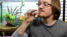 Gutenacht-Video: Schweres Wasser trinken