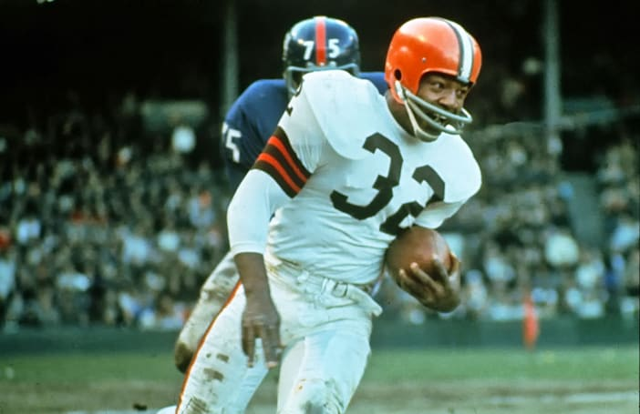 NFL legend Jim Brown settles 'Madden' lawsuit with EA