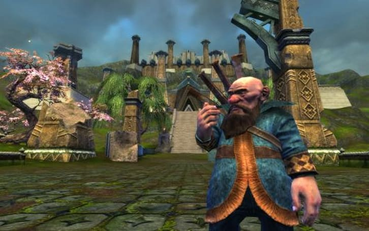 Trion Worlds releases new trailer, screenshots for Waves of Madness