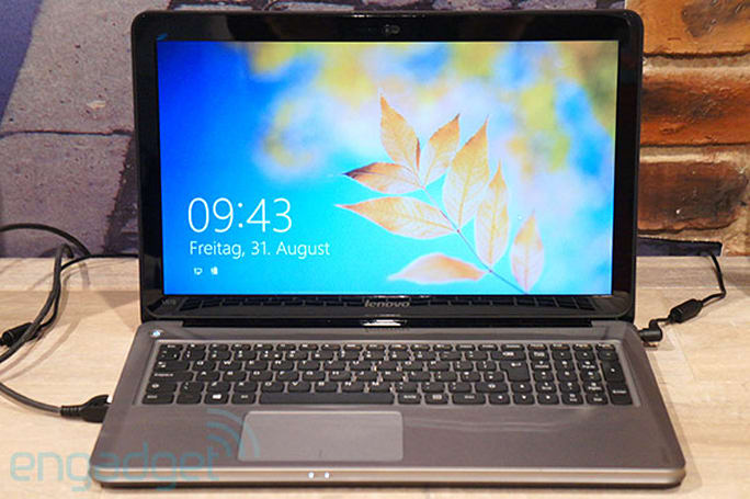 Lenovo outs 15-inch IdeaPad U510 Ultrabook with Ivy Bridge CPU, optical drive: $679 and up (update: hands-on)
