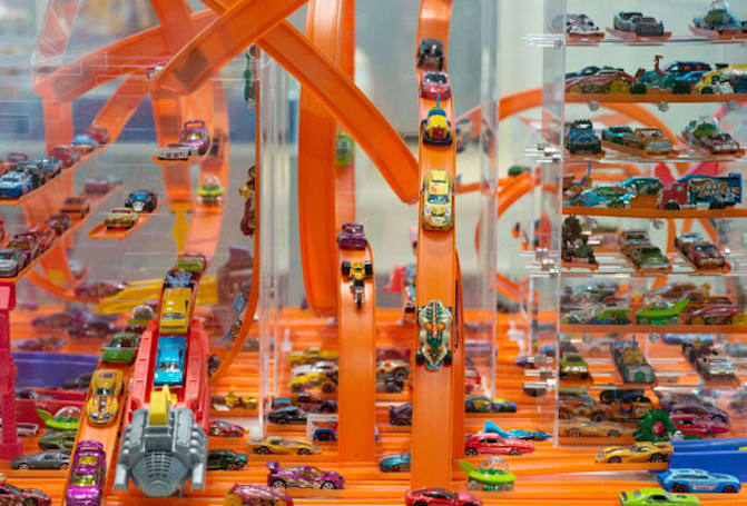 Mattel hopes you'll design 3D-printed toys