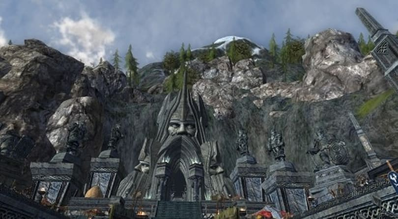 LotRO goes to the Lonely Mountain: Update 10 raid preview