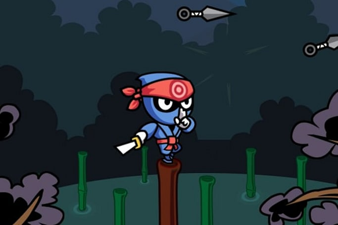 Kunin - Ninja in Training: high flying, sword swinging addiction