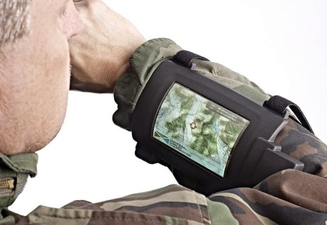 Universal Display ships eight wrist-worn OLED displays to military, too late to help Noble Team