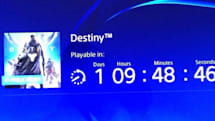 Report: Destiny DLC countdown locking out players on PS4
