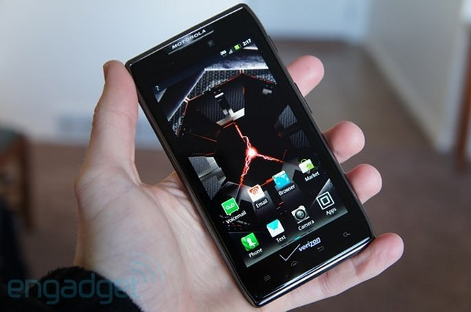 Motorola Droid RAZR and RAZR Maxx get updated to Android 4.1