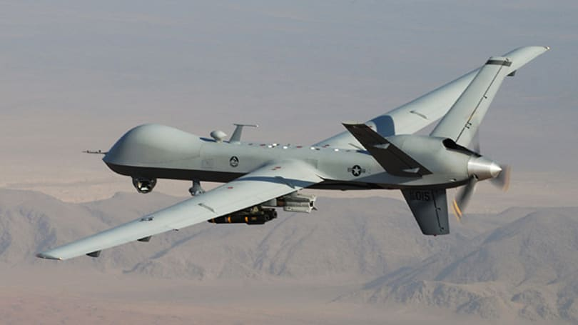 US allows widespread exports of armed drones to its allies