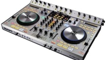Numark outs new 4Trak DJ controller: no, it's not half an 8-track