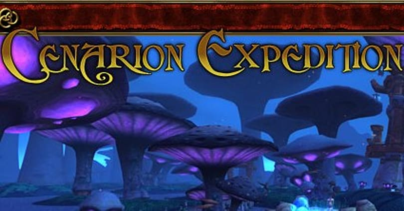 Patch 2.3: Cenarion Expedition flying mount edition [Updated]